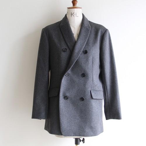 KAYLE【womens 】melton double jacket