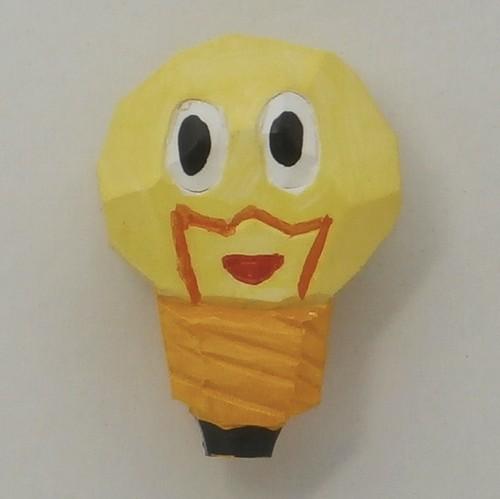 バッチ 電球 bs-074
