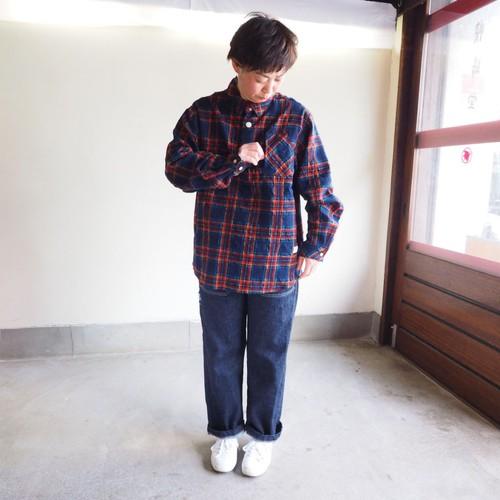 タータンフォーエバー プルオーバー・  UNIシャツ  03S04B サイズ5