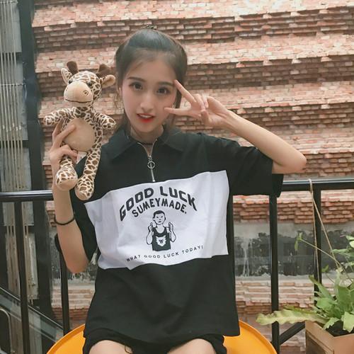 【新作10%off】good luck girly POLO 2454