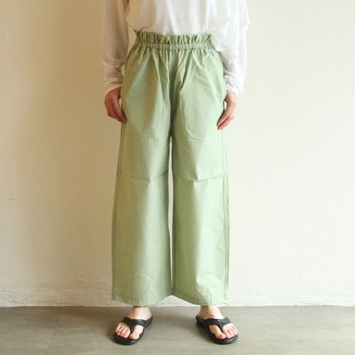 PHEENY【 womens 】 n/c grosgrain easy pants