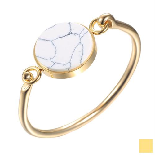 circle marble bangle