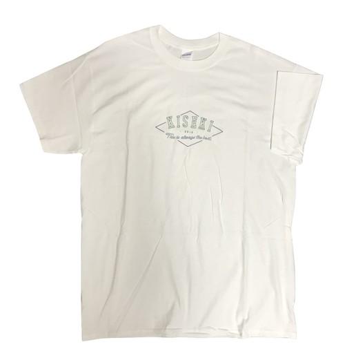 ひし形ロゴ Tシャツ