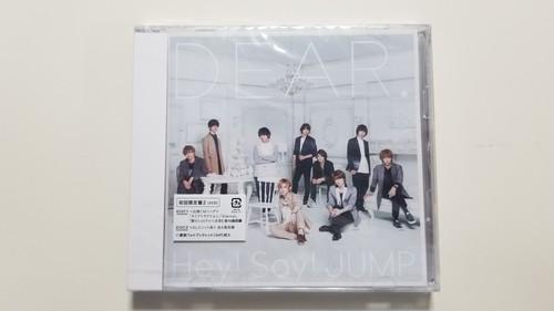 Hey! Say! JUMP DEAR. 初回限定盤2【CD】 未開封