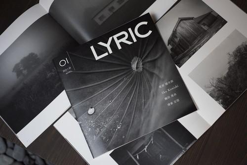 LYRIC 01(創刊号)