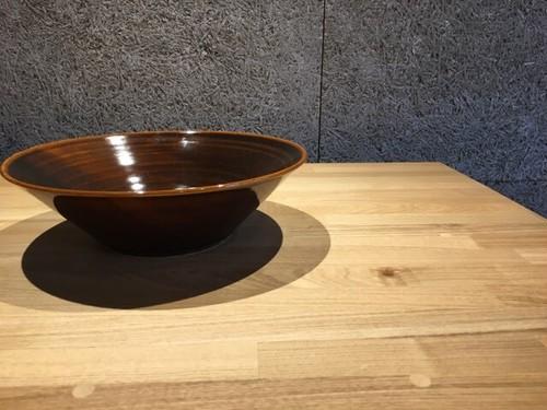 《作家名・阿南維也》 飴釉 鉢