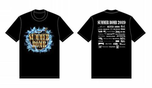 【数量限定】SUMMER BOMB 2019 - OFFICIAL TEE