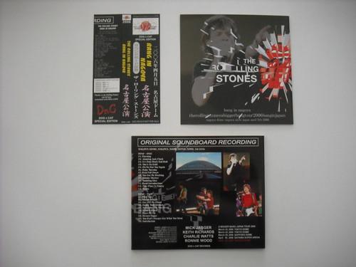 【2CD】ROLLING STONES / BANG IN NAGOYA