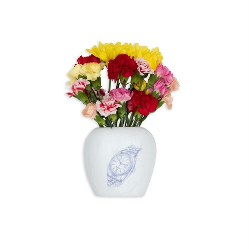 ALLTIMERS /  BIG FACE FLOWER VASE