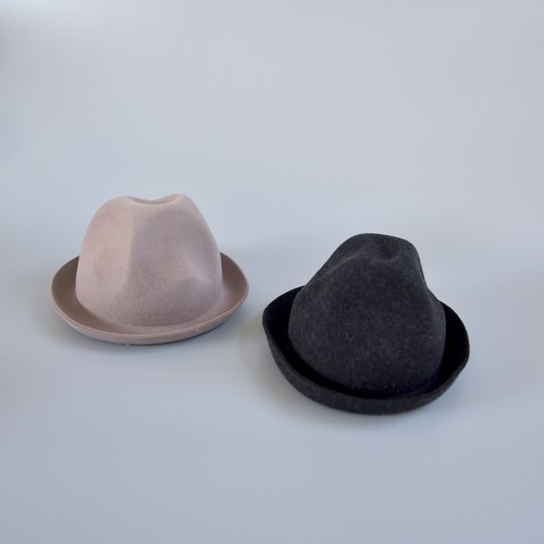 MOUN TEN.(マウンテン)/ mountain hat / charcoal・ greige / S(50-54cm)・M(54-58cm)