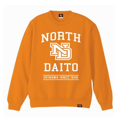 KITA DAITO VILLAGE CREW NECK SWEAT