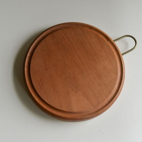 鳥ヶ丘製作所 カッティングボード(ブラックチェリー)商品番号:trb2