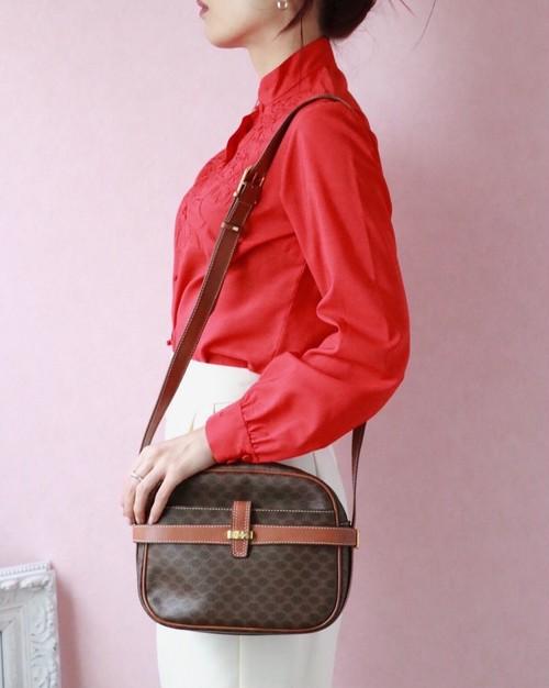 Celine macadam shouder bag