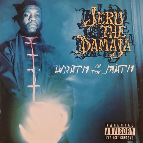 JERU THE DAMAJA / WRATH OF THE MATH(CD)