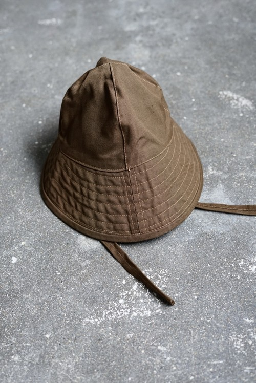 <SOLD OUT>French Work - SNCF Railroad Hat Dead Stock 1940's Size 58