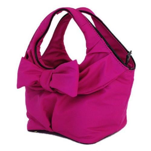 リボン付きBAG Sサイズ(ピンク)