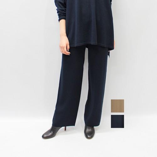 OUTERSUNSET(アウターサンセット) wool knit pants 2020秋冬物新作[送料無料]
