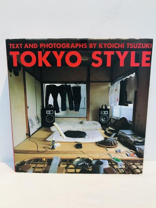 TOKYO STYLE   都築響一 初版本