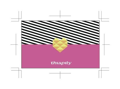 デザイン名刺・ショップカード 383