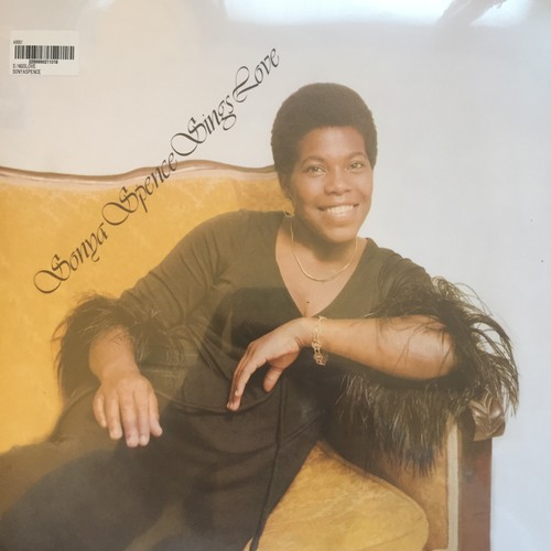 SONYA SPENCE-SINGS LOVE