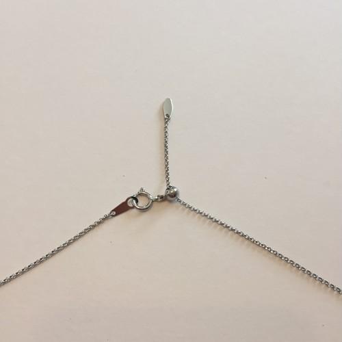 Free Chain(Pt850) ロールチェーン/1.3mm幅/45cm