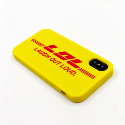 "SIMPLE CASE ""LOL"" for iPhoneXS/iPhoneX"