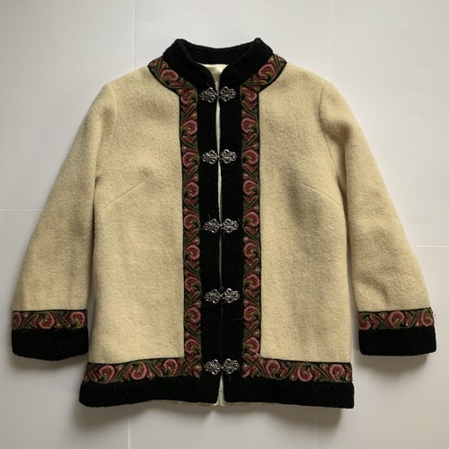 Vintage Jacket _01(ヴィンテージ ノルディックジャケット)