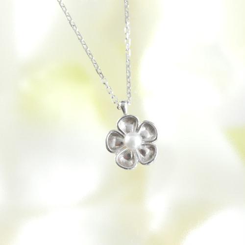 marutsumami necklace / SV925 /