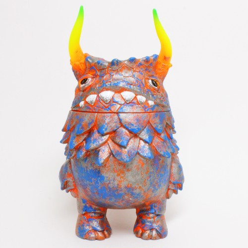 kaiju POGOLA one off [BLUE AMBER]
