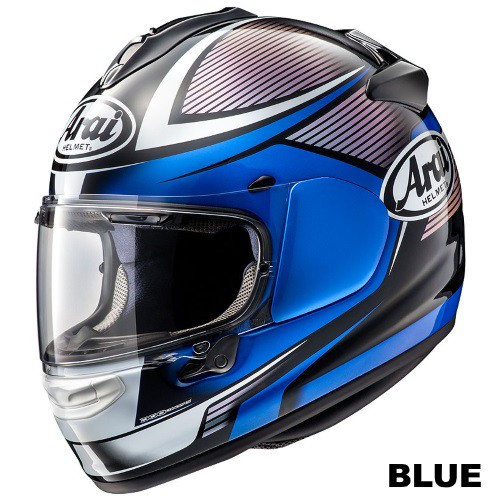 ARAI VECTOR-X TOUGH BLUE