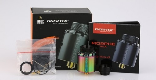 Morphe by Tigertek