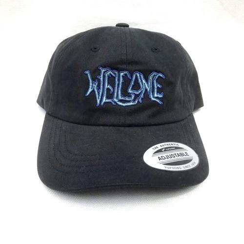 WELCOME / BLACK LODGE B.B CAP