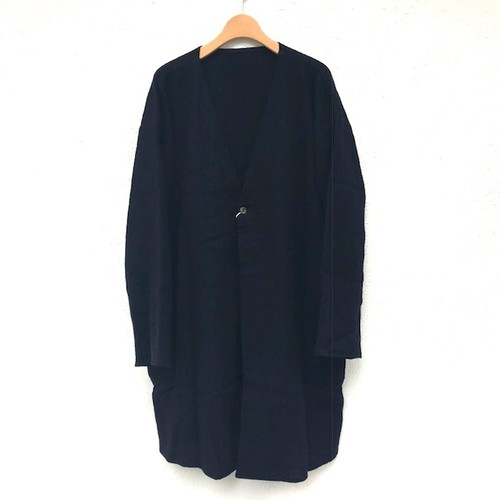 MUYA  Livery Wool Coat