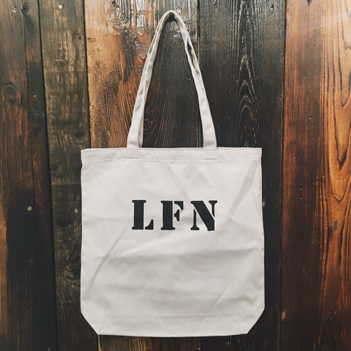LFN Tote Bag (GRAY)