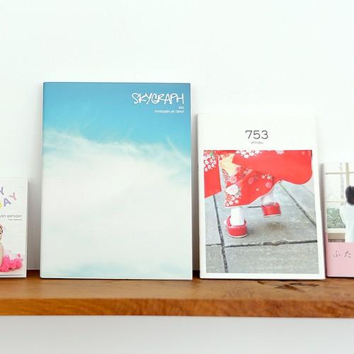 【Photoback】GRAPH(72ページ)1冊、LIFE(72ページ)2冊セット 10%OFFギフト券