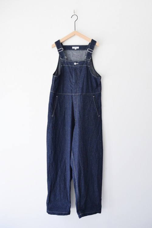 DUKE OVERALL DENIM one wash/OF-O021OW