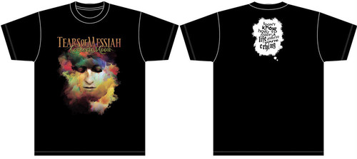 ツアーTシャツ TEARS OF MESSIAH TOUR 2018