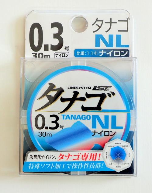 ラインシステム タナゴNL(0.3号)