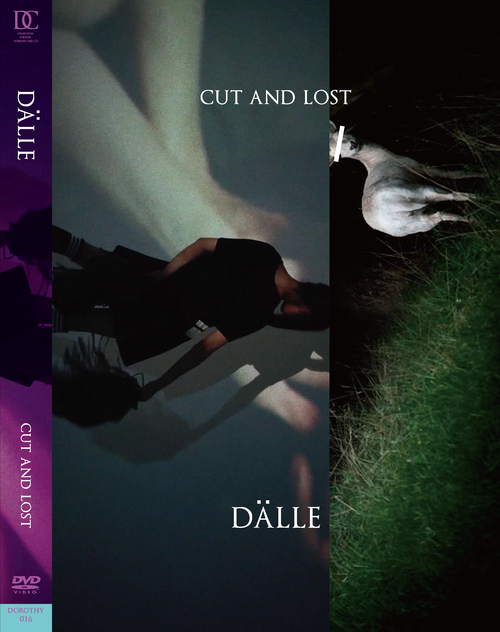 """DALLE  """"CUT AND LOST"""" live document dvd"""