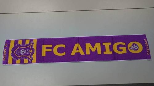 FCアミーゴ マフラータオル
