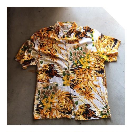 Used rayon aloha shirts