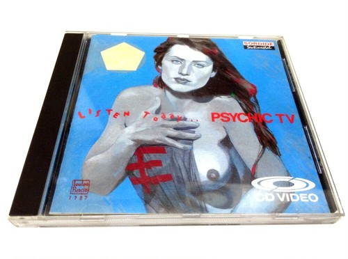 [USED] Psychic TV - Listen Today... (1987) [CDV]