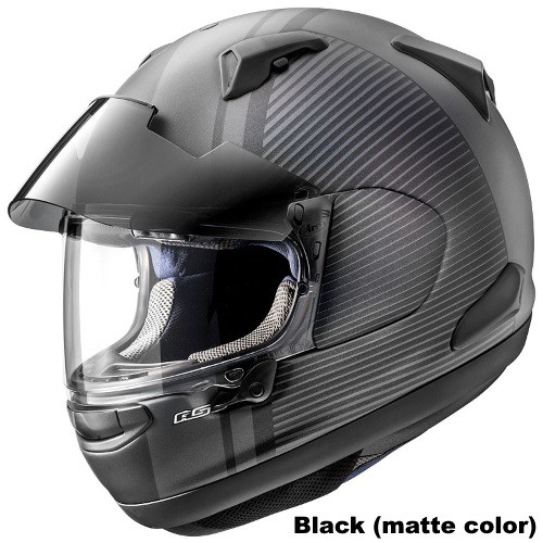 ARAI ASTRAL-X TWIST Matte Black