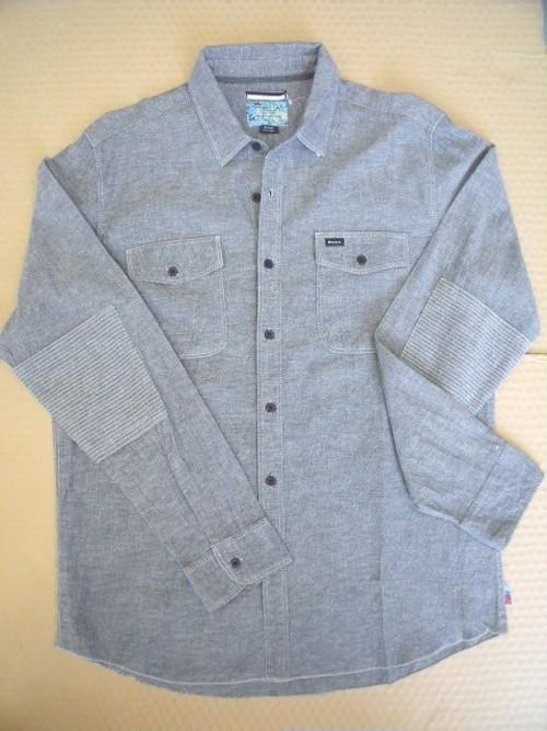 RVCA(ルーカ) JULIAN L/S ファッションシャツ AF041-101
