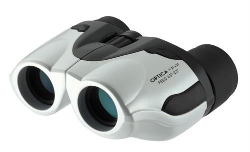 【倍率21倍 マルチコート双眼鏡 ライブやコンサートにおすすめ】OPTICAI 7-21×21 ZOOM
