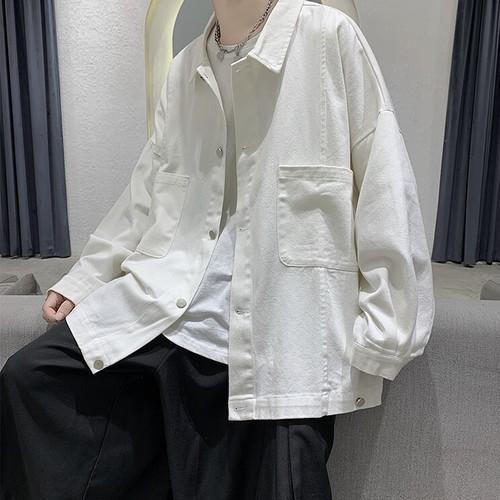 ルーズシルエットジャケット BL6478