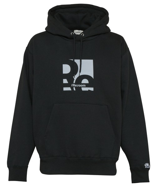 RE BOX ICON SWEAT BIG PARKA[REC438]