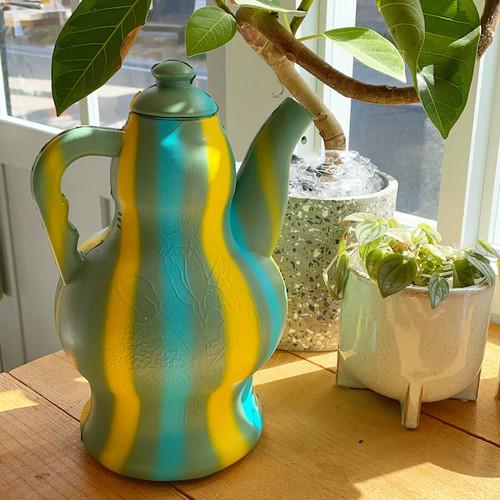 アフリカ製 Plastic Pot プラスチックポット