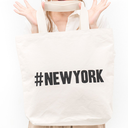 [ the HAMP works ] TOTE_BAG  A-1 : #NEW YORK