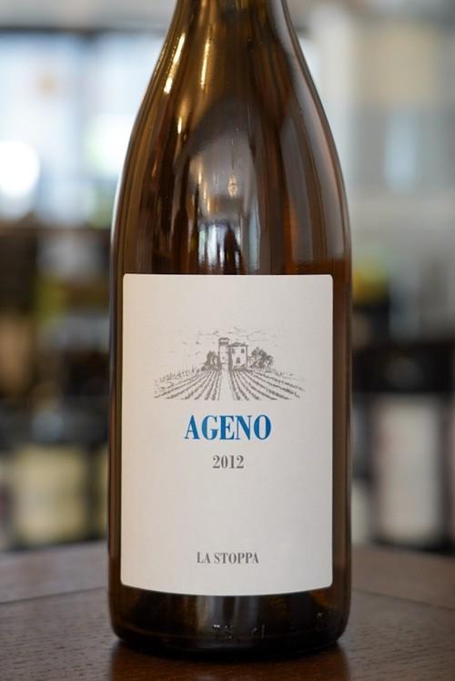 Ageno 2012 / La Stoppa(アジェーノ/ラ ストッパ)